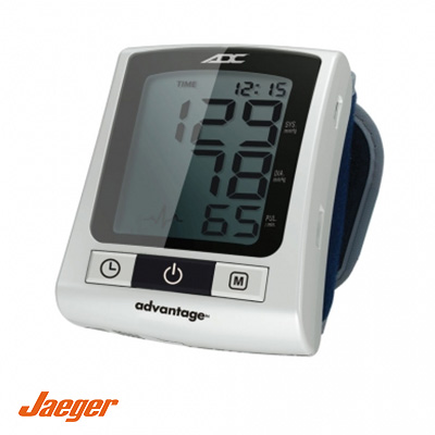 Medir la presión, esfigmomanómetro digital automático, presión arterial