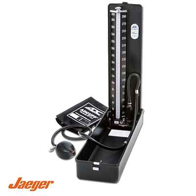 medir-presión-arterial-Esfigmomanómetro-de-mercurio-de-mesa-Guatemala-jaeger-adc-922